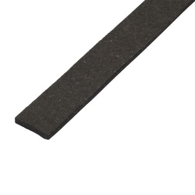 Sealmaster Fire Rated Glazing Tape - 12 x 2mm x 10m - Black