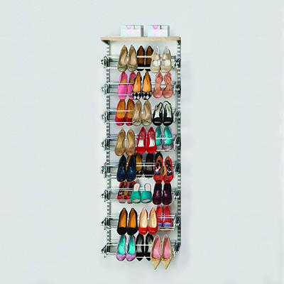 elfa® Shoe Rack Kit - Platinum