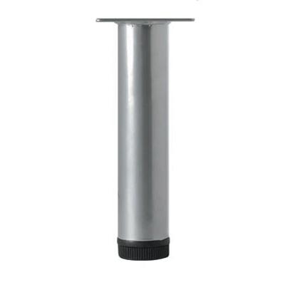 Cabinet Leg - 32 x 500mm - Silver Grey
