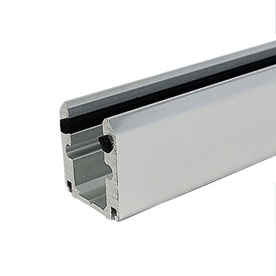 CCE Glass to Floor Channel - Suit 12mm Glass - 2500mm)