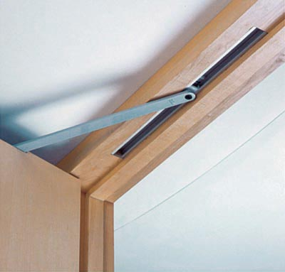 DORMA ITS96 Concealed Door Closer - for doors up to 1400mm)