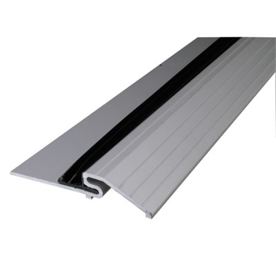 Norsound 650 Threshold Seal - 1000mm - Satin Anodised Aluminium