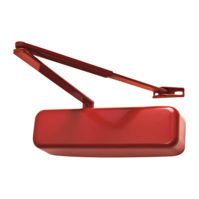 Arrone Astra Door Closer with Matching Arms)
