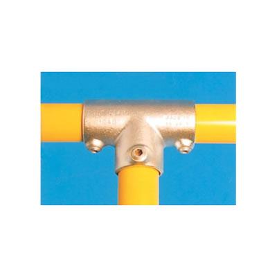 Tee Connector - Long - Galvanised