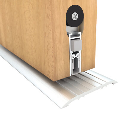 Norsound M-12 WS Locking Sliding Door Acoustic Drop Seal - 1083mm)