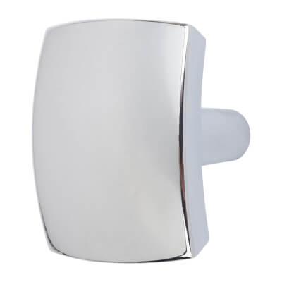 Ero Cabinet Knob - Polished Chrome