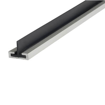 Sealmaster PEFC Wiping Seal - 2100mm - Satin Anodised Aluminium)