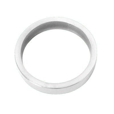 Spacer Ring For Threaded Cylinder - 10mm - Satin Chrome