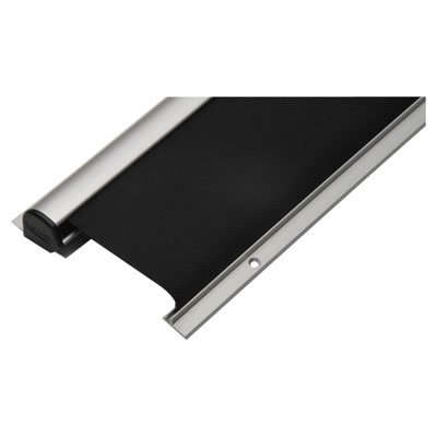 Strand FP200 X Fingerguard Roller - 2015mm - Silver