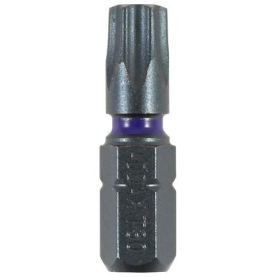 Addax TIMco Impact Driver Bits - Torx - T25 - 25mm - Pack 10)