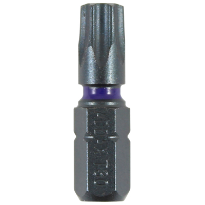 Addax TIMco Impact Driver Bits - Torx - T25 - 25mm - Pack 10