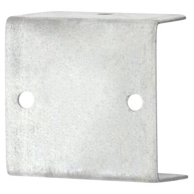 Taurus Fence Panel Clip - 50mm - Galvanised)
