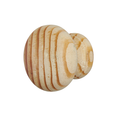 Touchpoint Cabinet Knob - 35mm - Pine