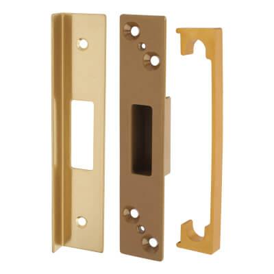 Legge 5 Lever Lock Rebate Kit - Brass