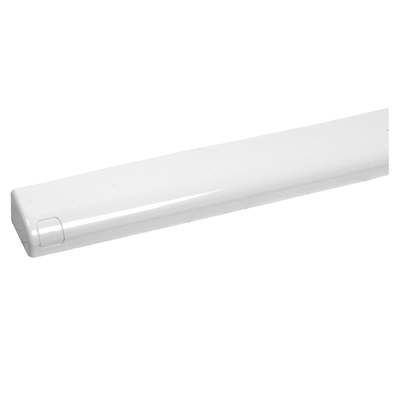 Trimvent XC16 - uPVC/Timber - Window Vent - Canopy - 312 x 16mm - White