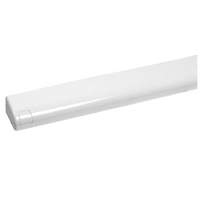Trimvent XC16 - uPVC/Timber - Window Vent - Canopy - 312 x 16mm - White)