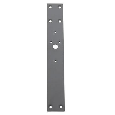 Adams Rite 4591 Paddle Panic Pad Handle Mounting Plate - Timber