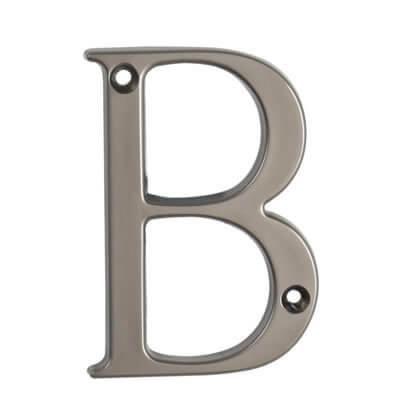 76mm Letter - B - Satin Bronze