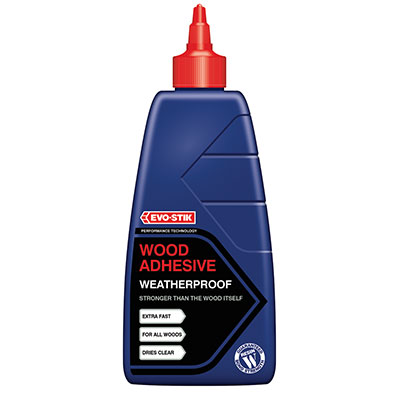 Evo-Stik Weatherproof Wood Adhesive - 1L