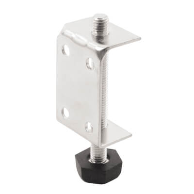 Height Adjuster with 75mm Bolt - Zinc Plated Steel - Pack 10)