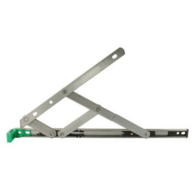 Egress Easy Clean Friction Hinge - uPVC/Timber - 13mm Stack - 16 inch / 400mm - Side Hung - Pair