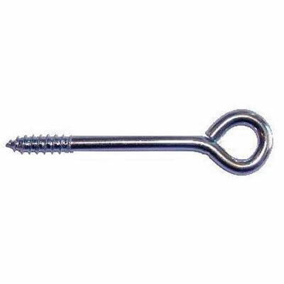Eyes to Screw - 105mm - Zinc Plated - Pack 10