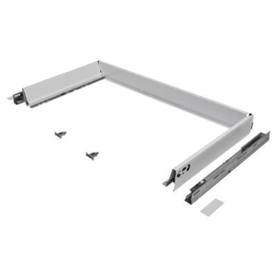 Blum TANDEMBOX ANTARO Drawer Pack - BLUMOTION Soft Close - (H) 84mm x (D) 450mm x (W) 1000mm - Whit