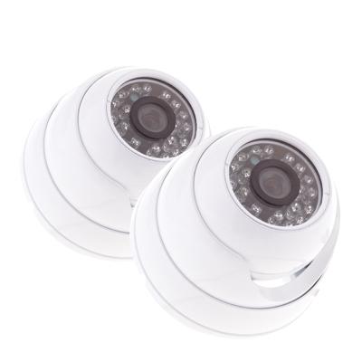 Yale® HD CCTV Dome Camera - Twin Pack)