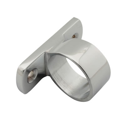 Standard Mounting Sash Lift Ring - 32mm - Polished Chrome)