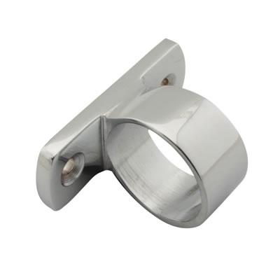 Standard Mounting Sash Lift Ring - 32mm - Polished Chrome