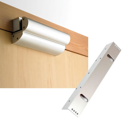 Architectural Z and L Bracket - Slimline Magnet)