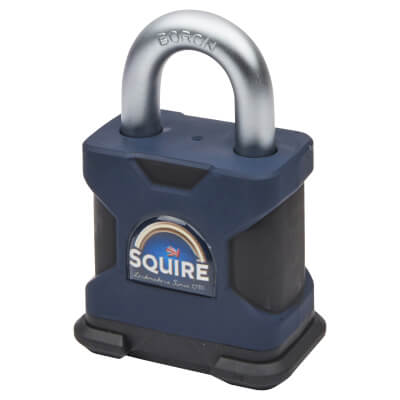 Squire High Security Padlock - 27 x 50mm - Keyed to Differ