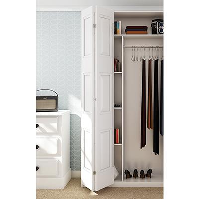 Ducasse 25kg Folding Sliding Cabinet System - 1 metre Track)