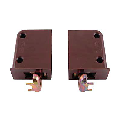 Blum Wall Cabinet Mounting Set - Brown