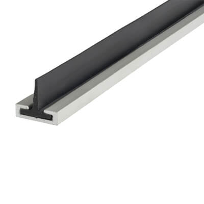 Sealmaster PEFD Wiping Seal - 2100mm - Satin Anodised Aluminium