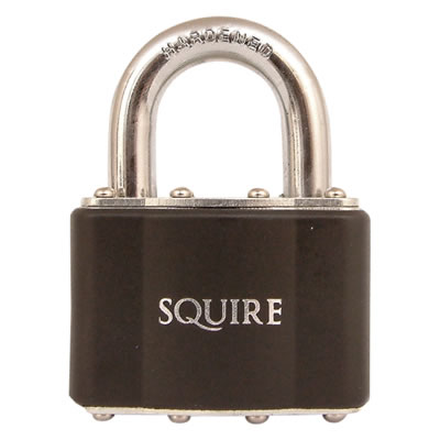 Squire Stronglock Padlock - 51 x 29mm - Keyed to Differ)