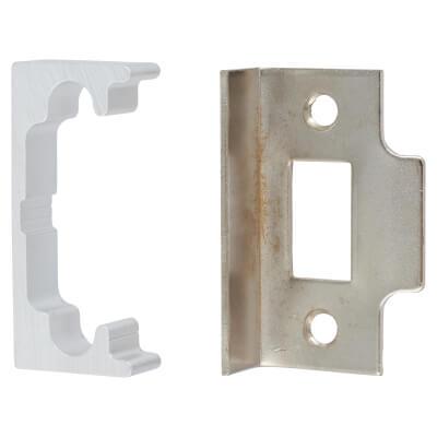 Fort Code Lock Rebate Kit - Chrome Plated