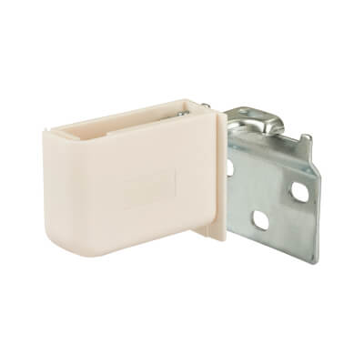 Wall Cabinet Mounting Set - White