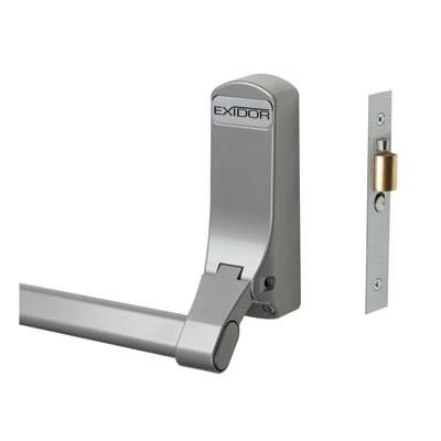 Exidor 305 Single Door Panic Bar With Mortice Actuator)