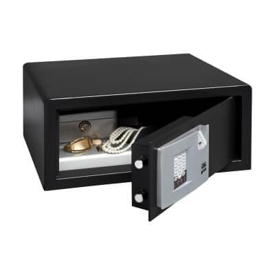 Burg Wächter P 3 E FS LAP PointSafe Electronic Biometric Laptop Safe - 200 x 445 x 380mm - Black)