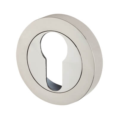 Touchpoint Escutcheon - Euro - Polished Chrome