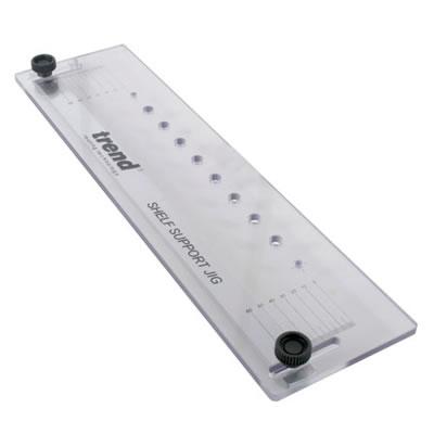 Shelf Support Template - 32mm Centre)