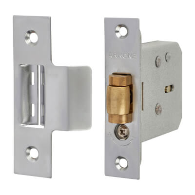 Heavy Duty Adjustable Roller Bolt Latch