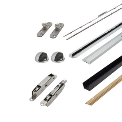 Klug Patio Door Kit - Locking)