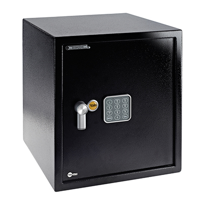 Yale® Office Safe  - 360 x 350 x 390mm - Black