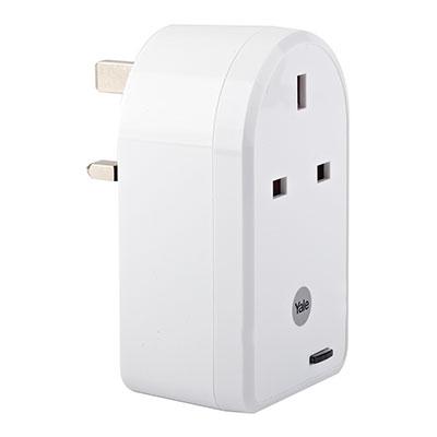 Yale® Alarm Power Switch)