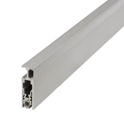 Lorient LAS8003si Automatic Threshold Seal - 835mm - Silver