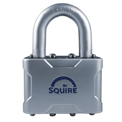 Squire Vulcan Open Shackle Padlock - 45mm)