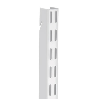 elfa Hanging Wall Bar - 1500mm - White