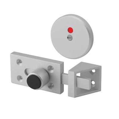 Pro Indicator Bolt - Satin Anodised Aluminium - 17-19mm Panels)